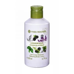 Relaxing Body Lotion Lavandin Blackberry