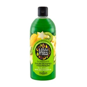 Kiwi & Carambola Bath & Shower Gel