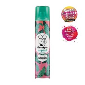 Dry Shampoo Tropical