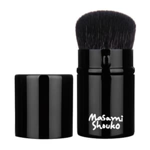 Mini Retractable Powder Brush