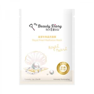 Royal Pearl Radiance Mask