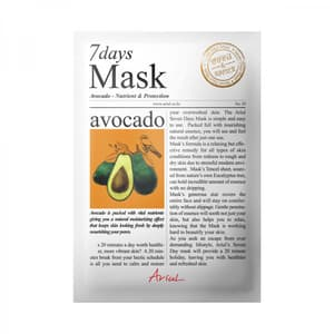 7days Mask - Avocado
