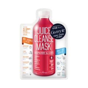 Juice Cleanse Mask - Raspberry & Lentil