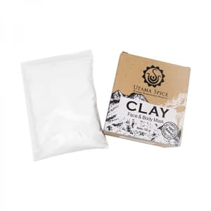 Clay Face and Body Mask
