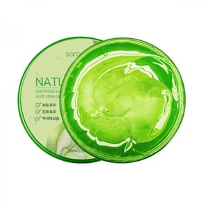 Natural Soothing and Moisturizing Aloe Vera Gel