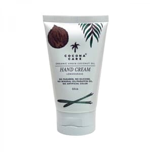 Hand Cream Lemongrass