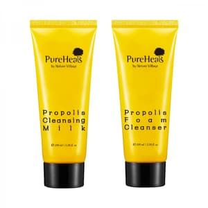 Propolis Cleansing Milk & Foam Cleanser