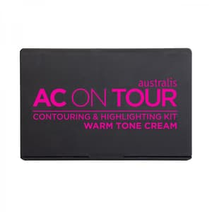 Ac On Tour CreamContouring & Highlighting Palette