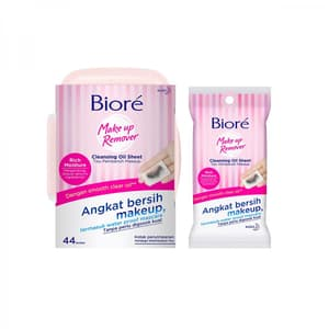Biore Cleansing Oil Sheet Series