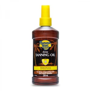 Deep Tanning Oil SPF 4 - 236ml