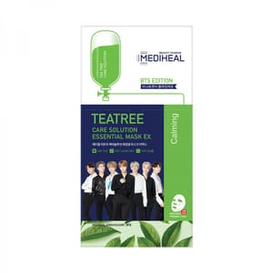 BTS Edition - Teatree Care Solution Essential Mask EX (Box)