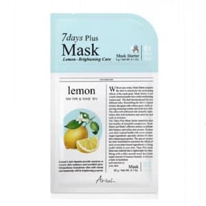 7Days Plus Mask - Lemon