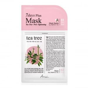 7Days Plus Mask - Tea Tree