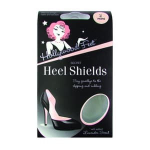 Secret Heel Shields 2 pairs